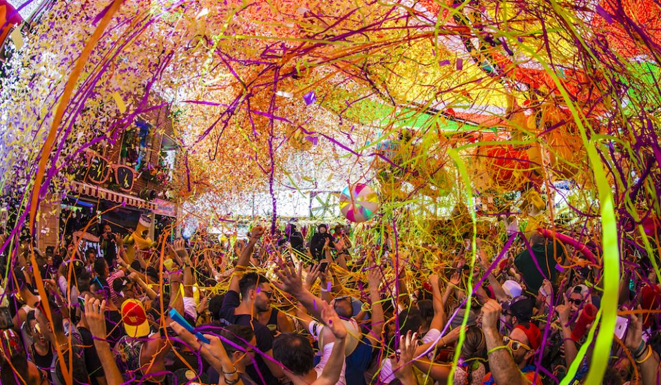 Elrow Is Hosting An Epic Party This Weekend And It's The Perfect Way To End The Summer
