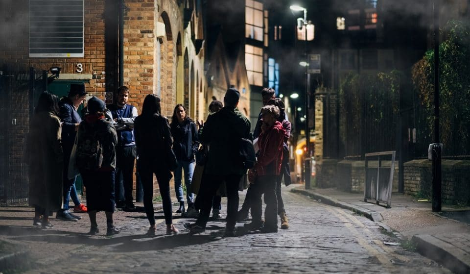 These Haunting Halloween Walking Tours Are Full Of Thrills And Chills
