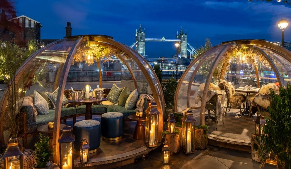 8 Charming, Cosy London Igloos To Huddle Up In This Winter