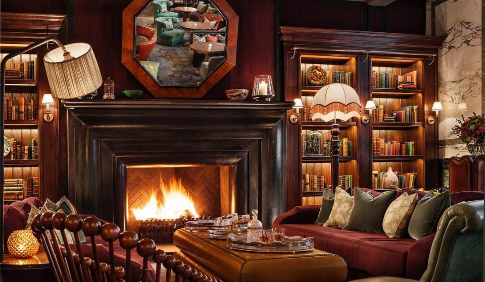 9 Lovely Library Bars In London For Perfect Cosy Drinks