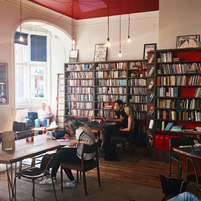 best-library-bars-london