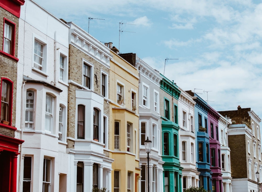 Research Reveals London House Prices Are 353% Higher Than The UK Average