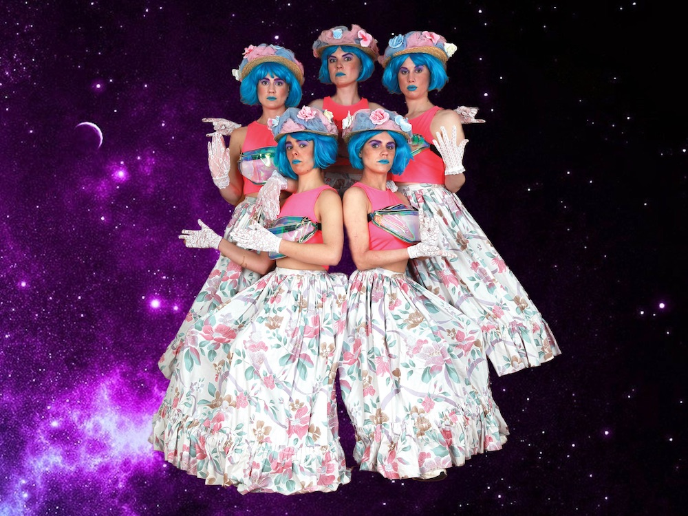 """""""Little Women"""" Gets A Colourfully Cosmic Makeover At This Hilarious New Show"""