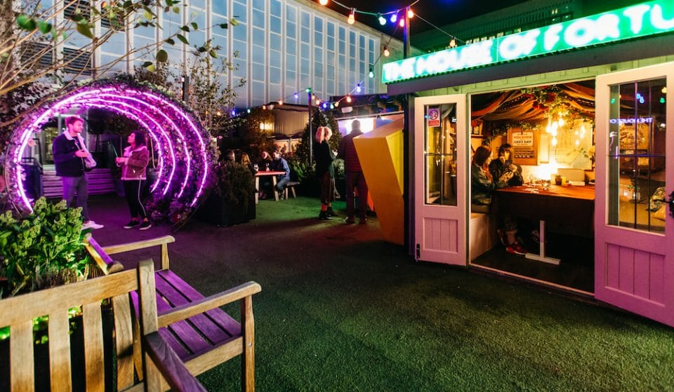 A Carnival-Themed Rooftop Has Opened On Oxford Street And It Looks Magical
