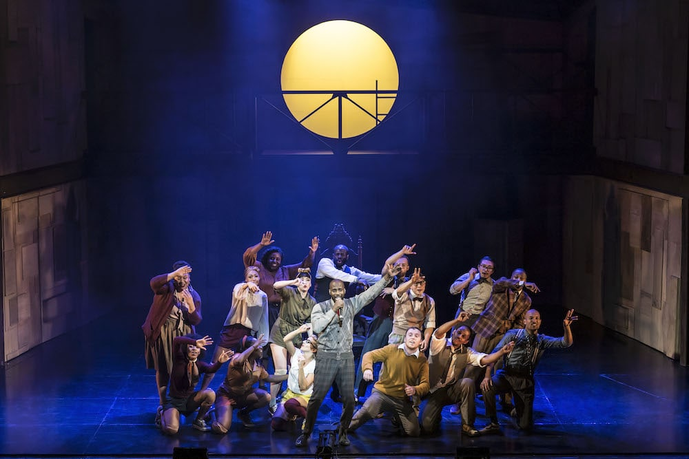 'Some Like It Hip Hop' Triumphs In The West End Once Again