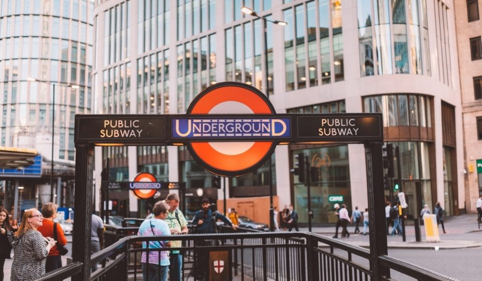 This Is Officially London's Most Pointless Tube Journey