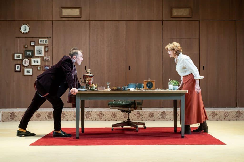 'Vassa' Gets A Scandalously Humorous Adaptation At The Almeida Theatre