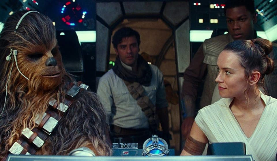 The Final, Dramatic Trailer For 'Star Wars: The Rise Of Skywalker' Just Arrived