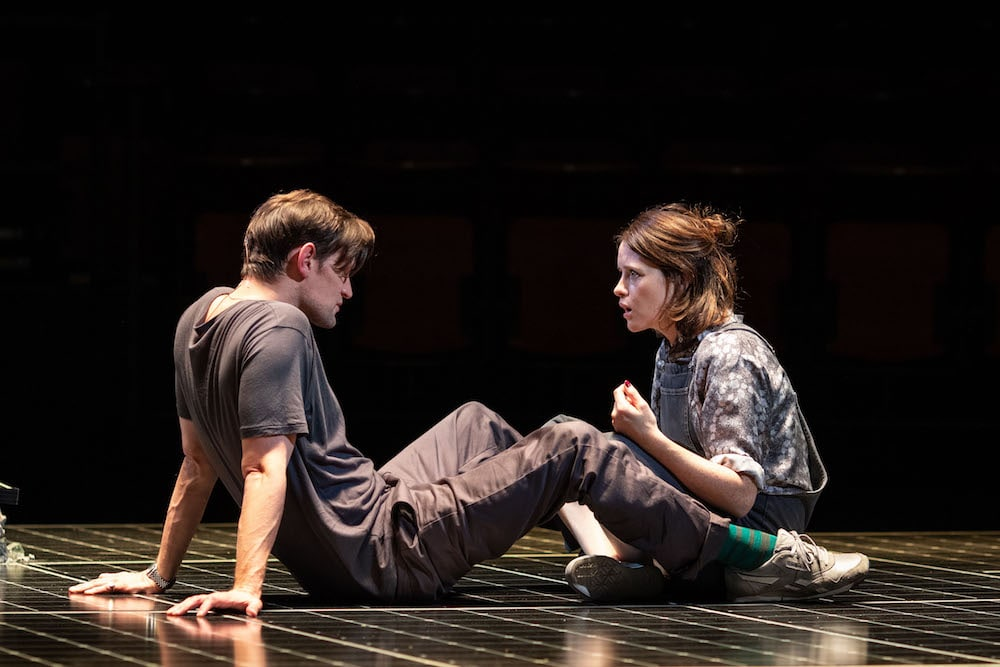 Claire Foy And Matt Smith Will Perform 'Lungs' From The Empty Old Vic This June