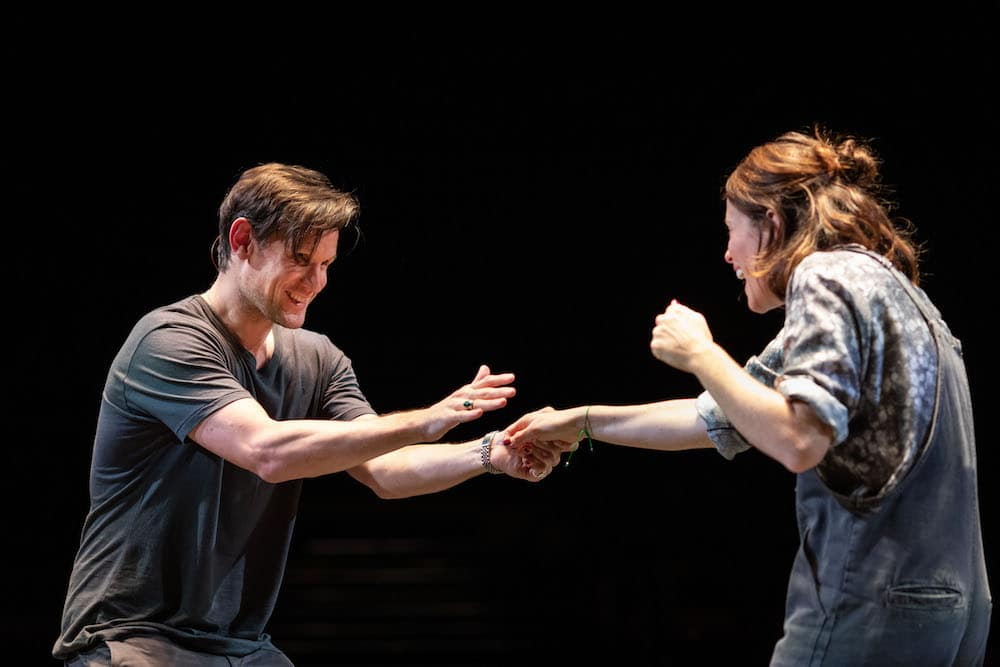 Matt Smith And Claire Foy Are Magnetic In 'Lungs' At The Old Vic