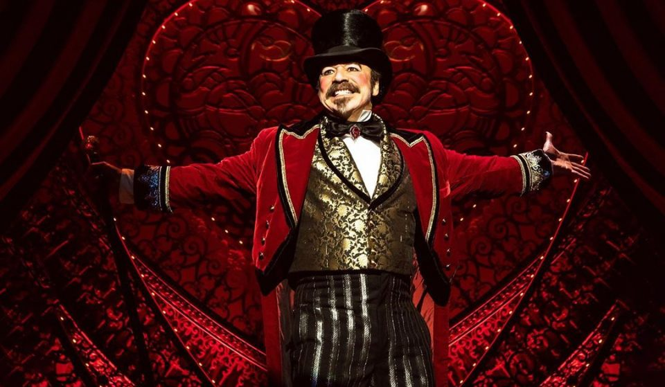 A Musical Version Of Moulin Rouge Is Coming To London This Autumn