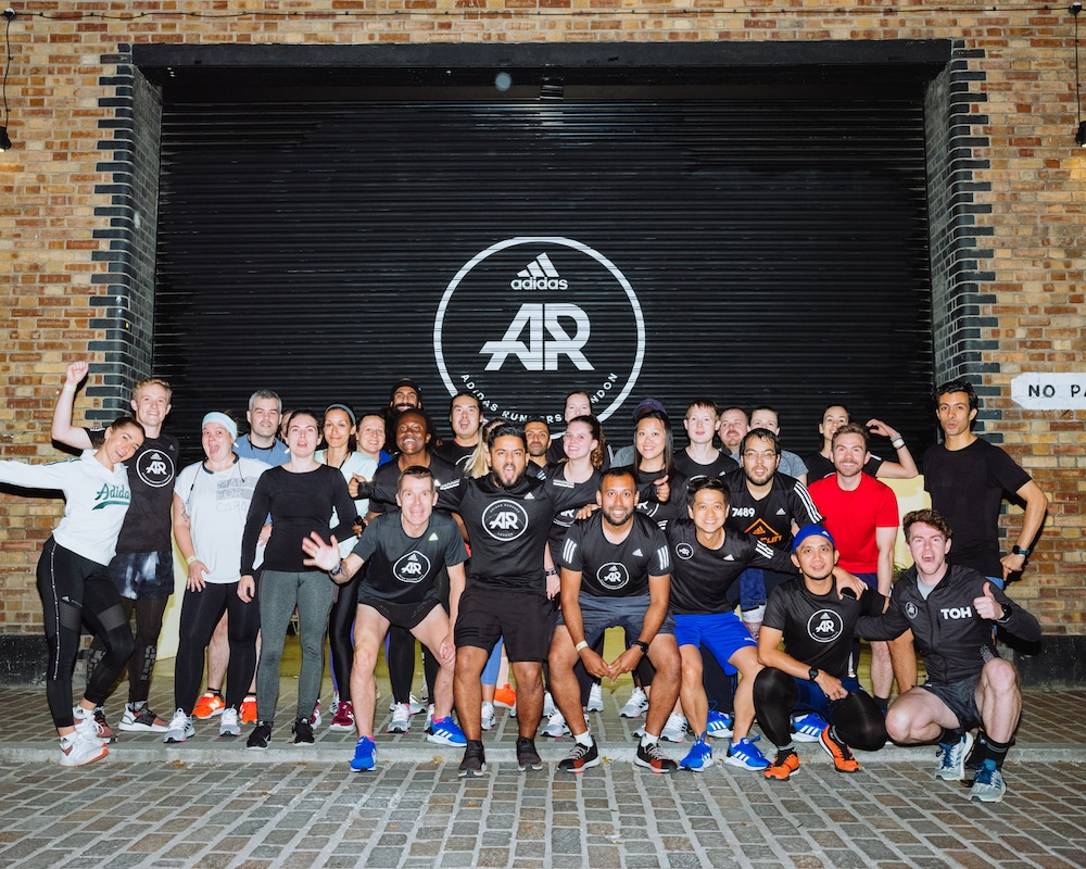 This Is What We Learned From adidas Runners' Mindfulness Event