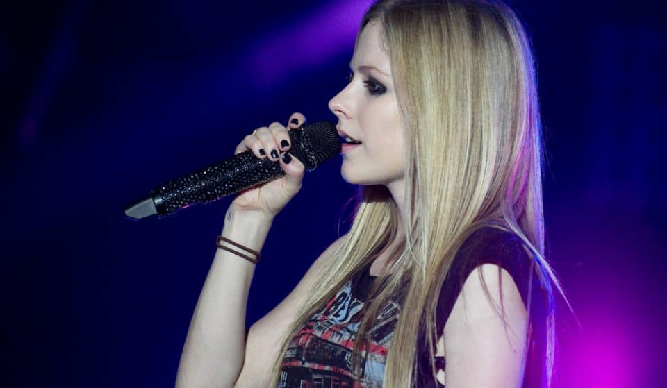 Avril Lavigne Is Playing Two UK Shows Next Year, And Here's How To Get Tickets