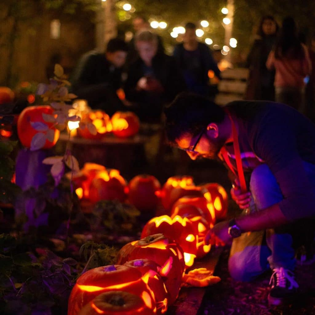 Dalston Pumpkin Festival