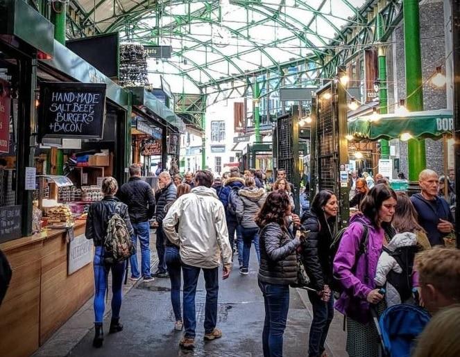 Borough Market Will Open A Big New Street Food Kitchen In November