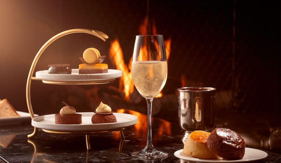 This Chocolate And Cocktails Afternoon Tea Looks Absolutely Dreamy