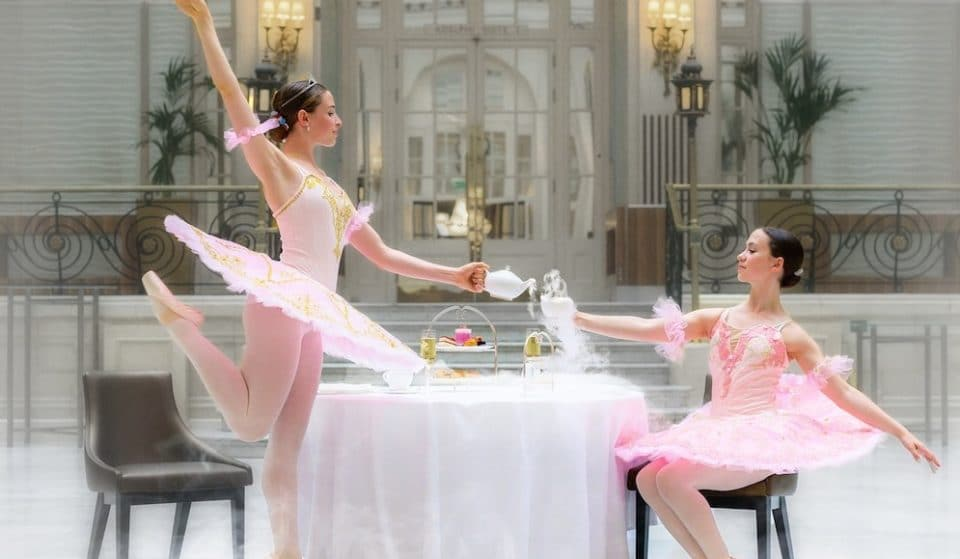 A Nutcracker-Inspired Afternoon Tea Is Coming To London This Christmas