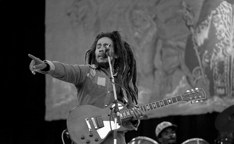 Bob Marley's West London Home Has Been Honoured With A Famous Blue Plaque