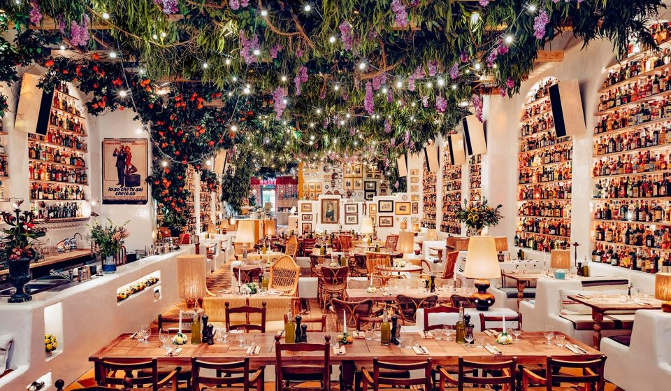 The Outrageous Italian Restaurant With 20,000 Bottles Of Booze • Circolo Popolare
