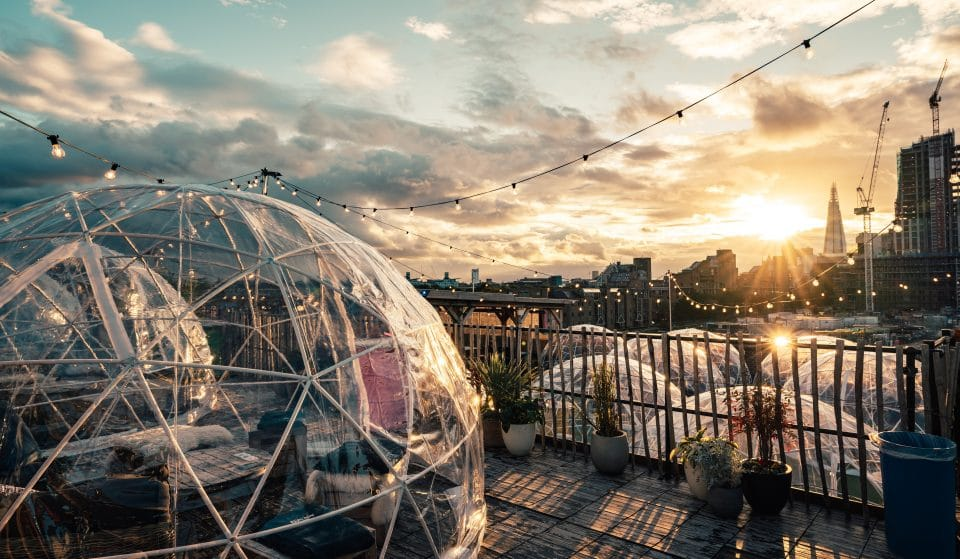 London's Favourite Rooftop Winter Hangout Is Back For An Even Bigger Festive Bash