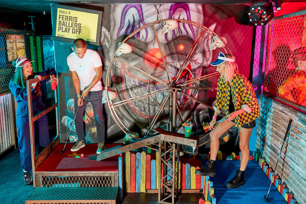 Junkyard Golf Club Is Moving To A Brand New Location This Month
