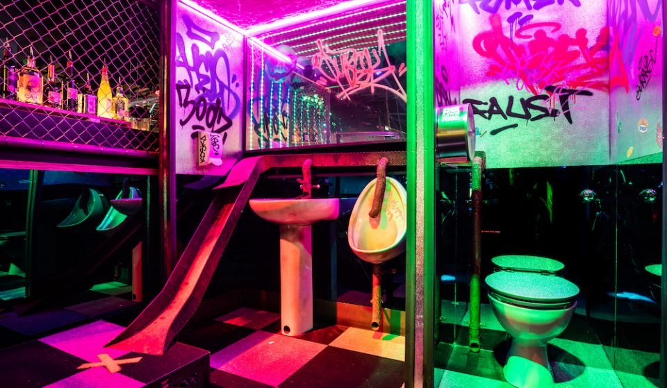London's Craziest Golf Course Has Moved To A Brand New Shoreditch Location