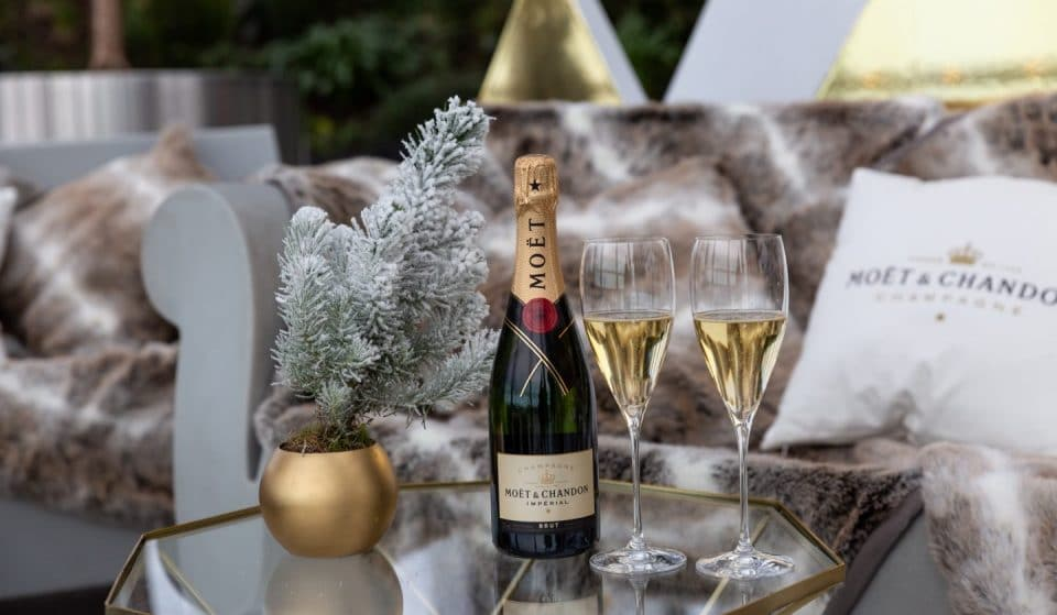 Five Magical Terraces To Celebrate The Season With A Glass Of Moët & Chandon
