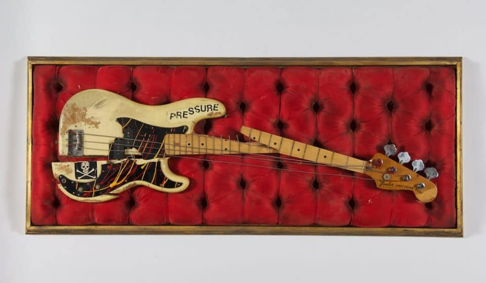 This Rocking Free Art Exhibition Showcases The History Of The Clash