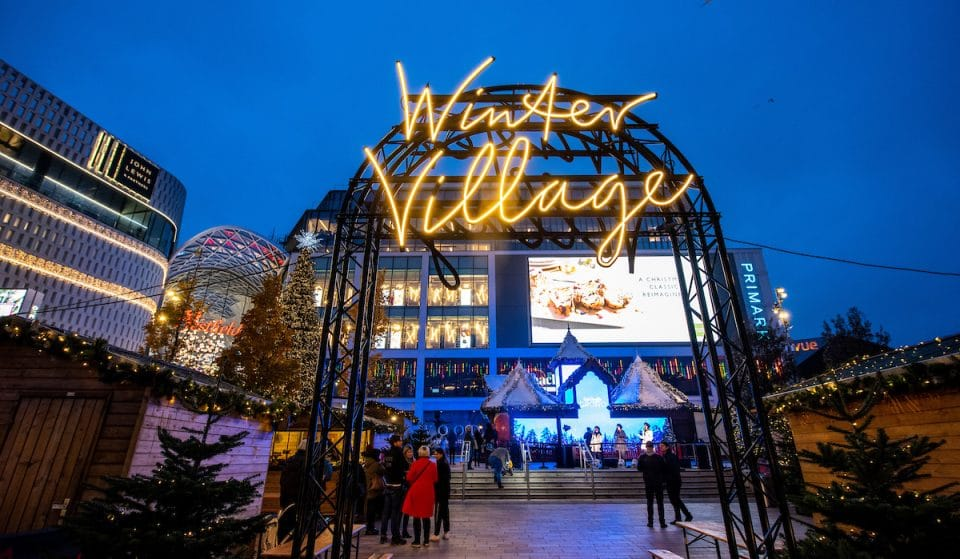 Here's Everything Festive Going On At Westfield This Christmas