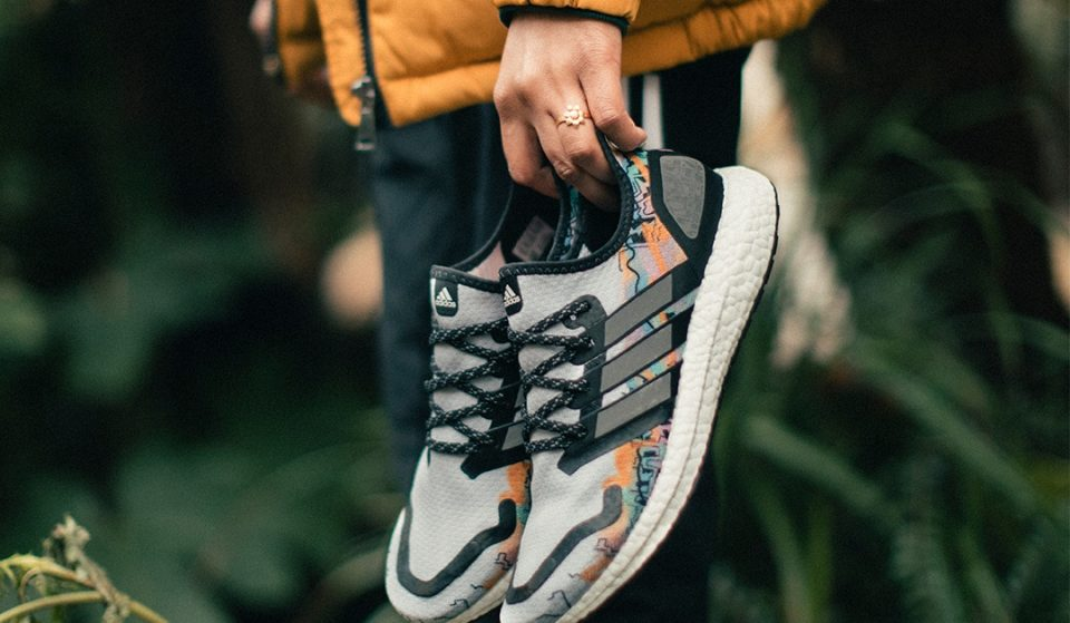 Don't Miss The Pre-Release Of These London-Inspired adidas Trainers Today