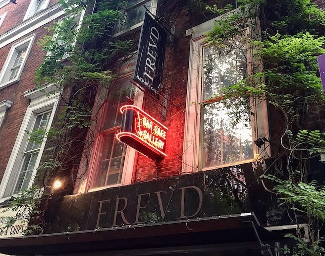 The New York Style Basement Bar With A Legendary Cocktail Menu • Freud