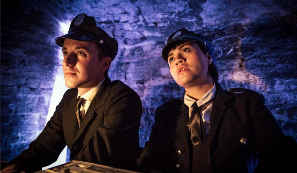 Join The Heist At This Interactive, Crime-Themed Club Experience