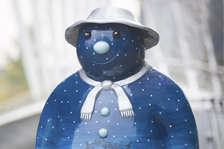 A Snowman Sculpture Trail Is Coming To London Bridge This Christmas