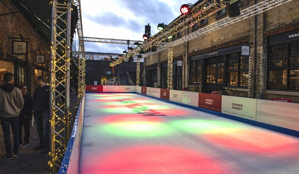 Camden Market Is Transforming For Christmas (And Getting Its First Ever Ice Rink!)