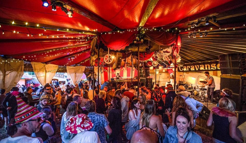 Mercato Metropolitano Will Become A Wild Circus-Themed Wonderland For The Winter