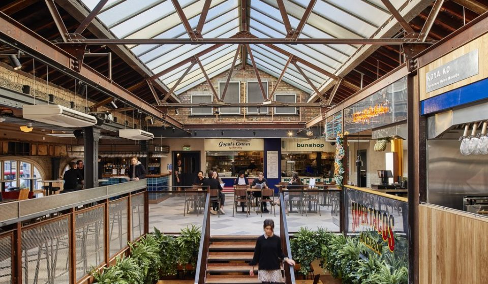 Victoria's Lovely Food Hall Is Throwing An Epic 90s-Themed NYE Party
