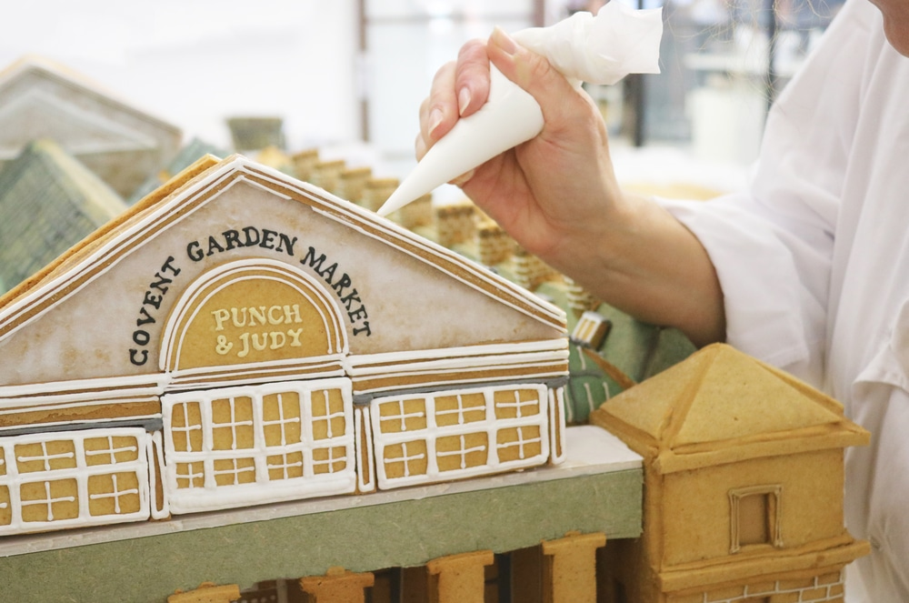 Gingerbread Covent Garden