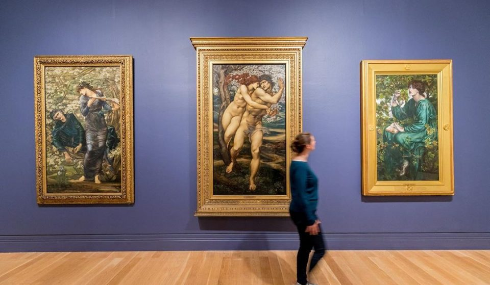 The National Portrait Gallery Is Set To Close For Three Years