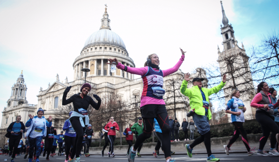 The UK's Largest Winter 10k Run Is Taking Over London in February 2020