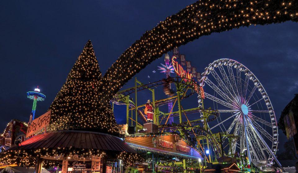 Winter Wonderland Will Return To Hyde Park This Christmas