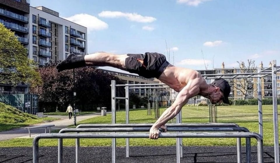 The London Charity That's Turning Confiscated Knives Into Outdoor Gyms