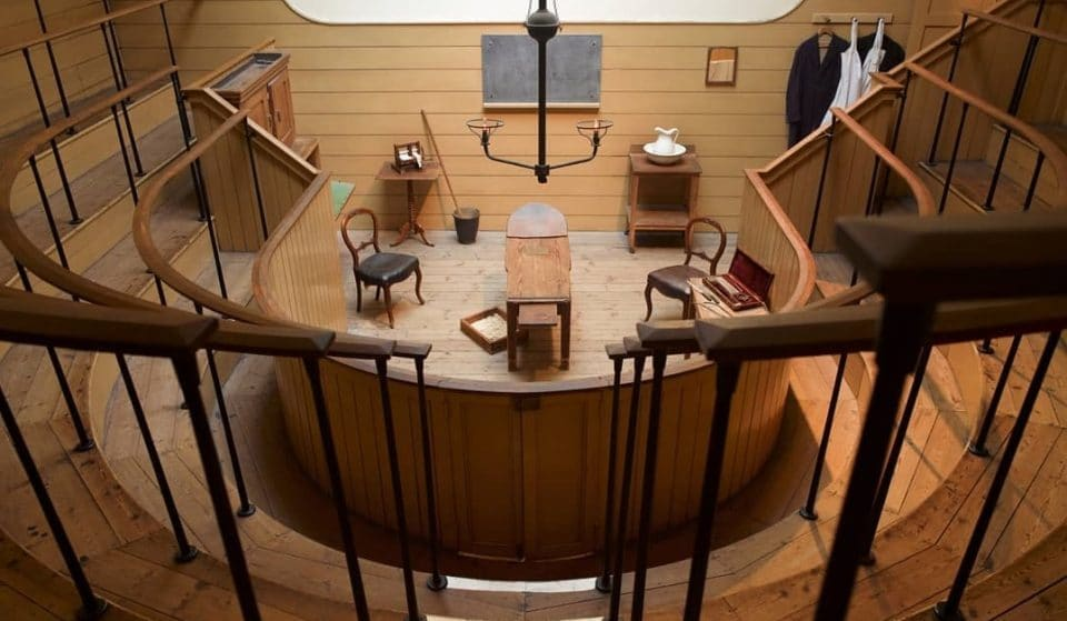 Inside London's Pioneering Victorian Operating Theatre • The Old Operating Theatre Museum