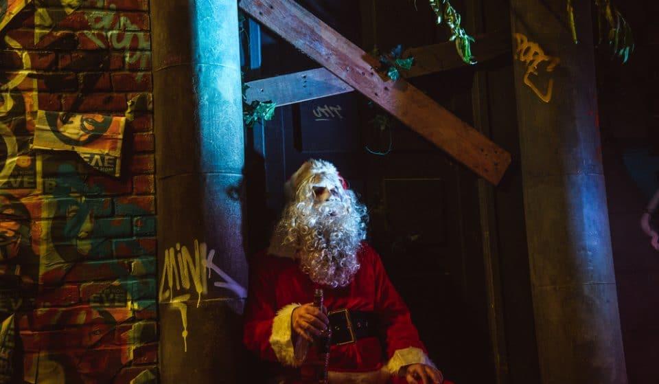 Christmas Goes Dystopian At London's Madcap New Festive Celebration