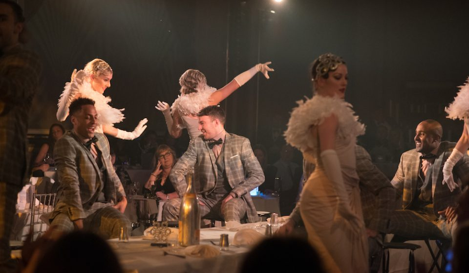 Get Yourself Jazzed Up For This Dazzling Gatsby Christmas Cabaret Party