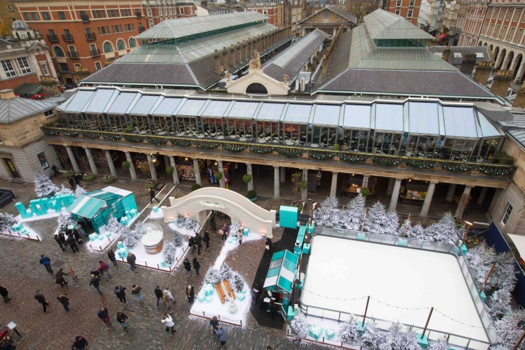 Covent Garden ice rink