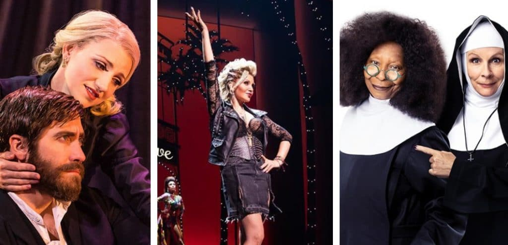 London theatre shows upcoming