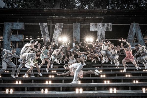 Evita Barbican London