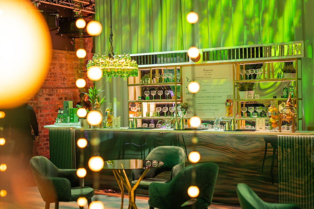 Experience A Mind-Reading Bar At The Tanqueray Townhouse This Week