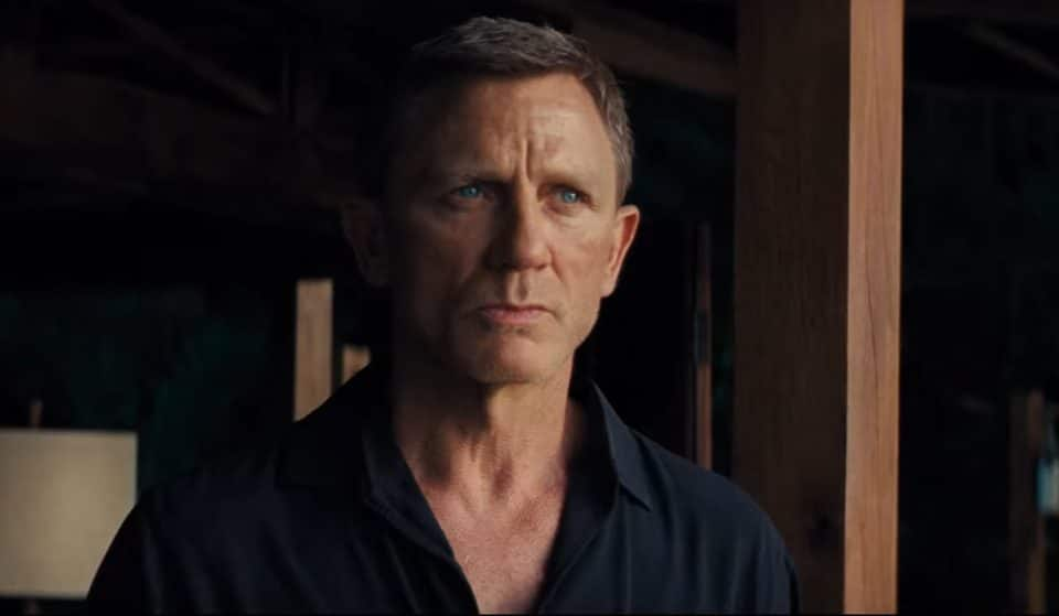 Here's The New Trailer For Upcoming Bond Flick 'No Time To Die'