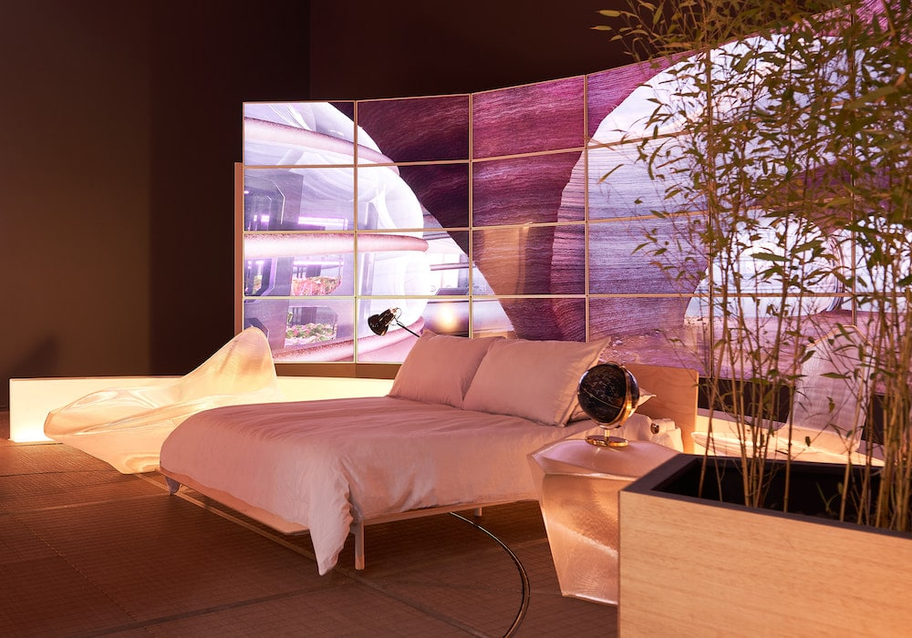 Here's How You Can Win A 'Sleepover On Mars' At London's Design Museum